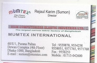 Mumtex International