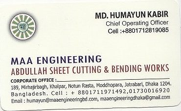 Maa Engineering