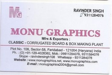 Monu Graphics
